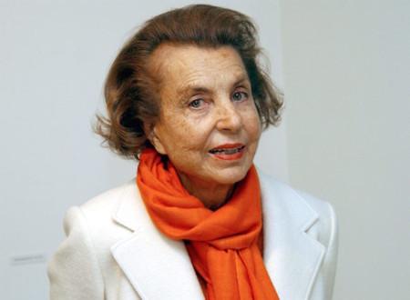 Liliane Bettencourt Loreal