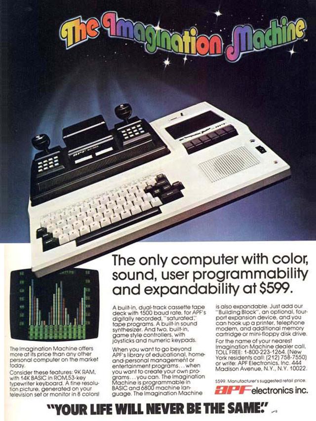Vintage Computer Ad 32