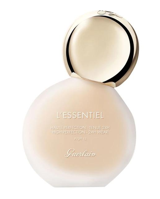 Base de maquillaje L'Essentiel alta perfección 24 horas Guerlain