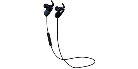JVC HA-EBT5: intraauriculares Bluetooth deportivos por sólo 29,90 hoy, en Amazon