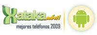 Lo mejor de 2009: candidatos a mejor móvil con sistema operativo Android