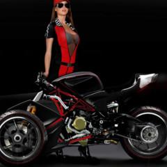 Foto 3 de 7 de la galería ducati-desmosedici-rr-trike-concept en Motorpasion Moto