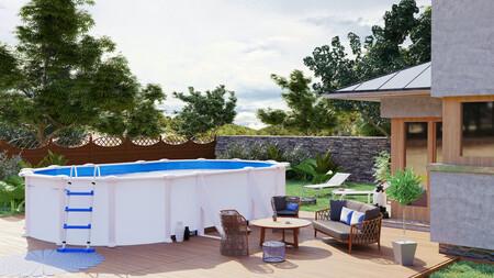 Ofertas de Primavera en Leroy Merlin: barbacoas desde 99 euros, muebles de jardín rebajados y piscinas de nuevo en stock