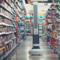 Este robot autónomo vigilará los pasillos de los supermercados para que nunca falte de nada