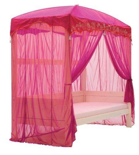 Doseles románticos para dormitorios juveniles
