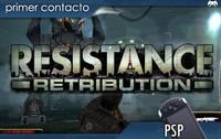 'Resistance Retribution': primer contacto