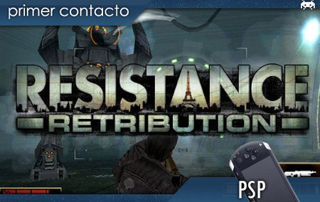 'Resistance Retribution': primer contacto