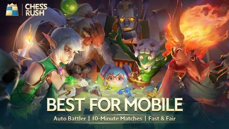 Chess Rush, el Auto Chess de Tencent que promete partidas de 10 minutos