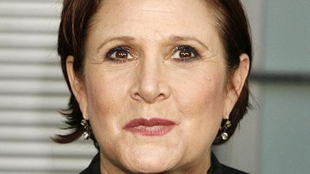 Carrie Fisher volverá a ser Leia en 'Star Wars: Episode VII'