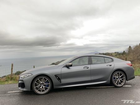 Probamos el BMW Serie 8 Gran Coupé: hasta 530 CV, confort y dinamismo en una nueva gran berlina deportiva que convence
