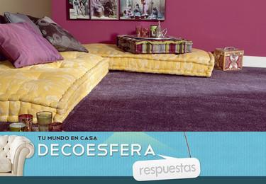 ¿Preferís moqueta en toda la casa o alfombras? La pregunta de la semana