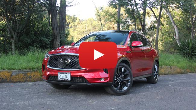 Infiniti QX50, videoprueba: así va el SUV con el primer motor de compresión variable