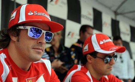 GP de Gran Bretaña F1 2011: Fernando Alonso ahora o nunca para parar a Sebastian Vettel