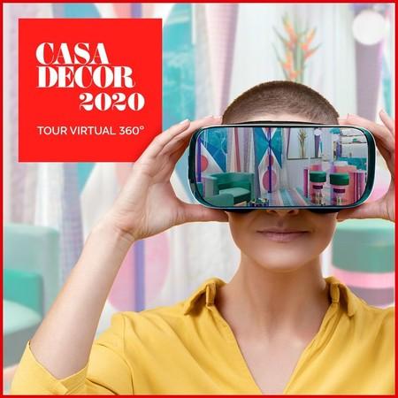 Casa Decor nos invita a realizar una visita virtual (y solidaria) por el edificio de la calle Velázquez