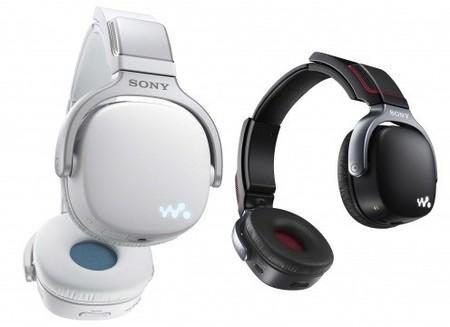 Sony presenta dos nuevos auriculares con reproductor de Mp3 incorporado