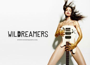 Wildreamers llega al mundo de la moda por la puerta grande: con Nerea Barros como imagen
