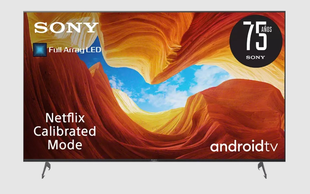 TV LED 55'' Sony KD-55XH9096 4K UHD HDR Smart TV