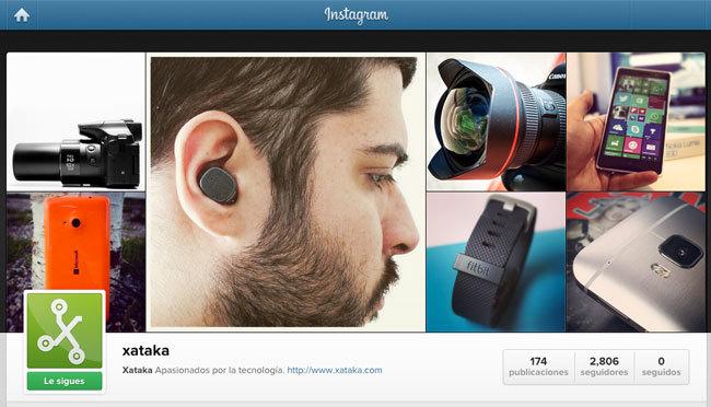Instagram Xataka Ss