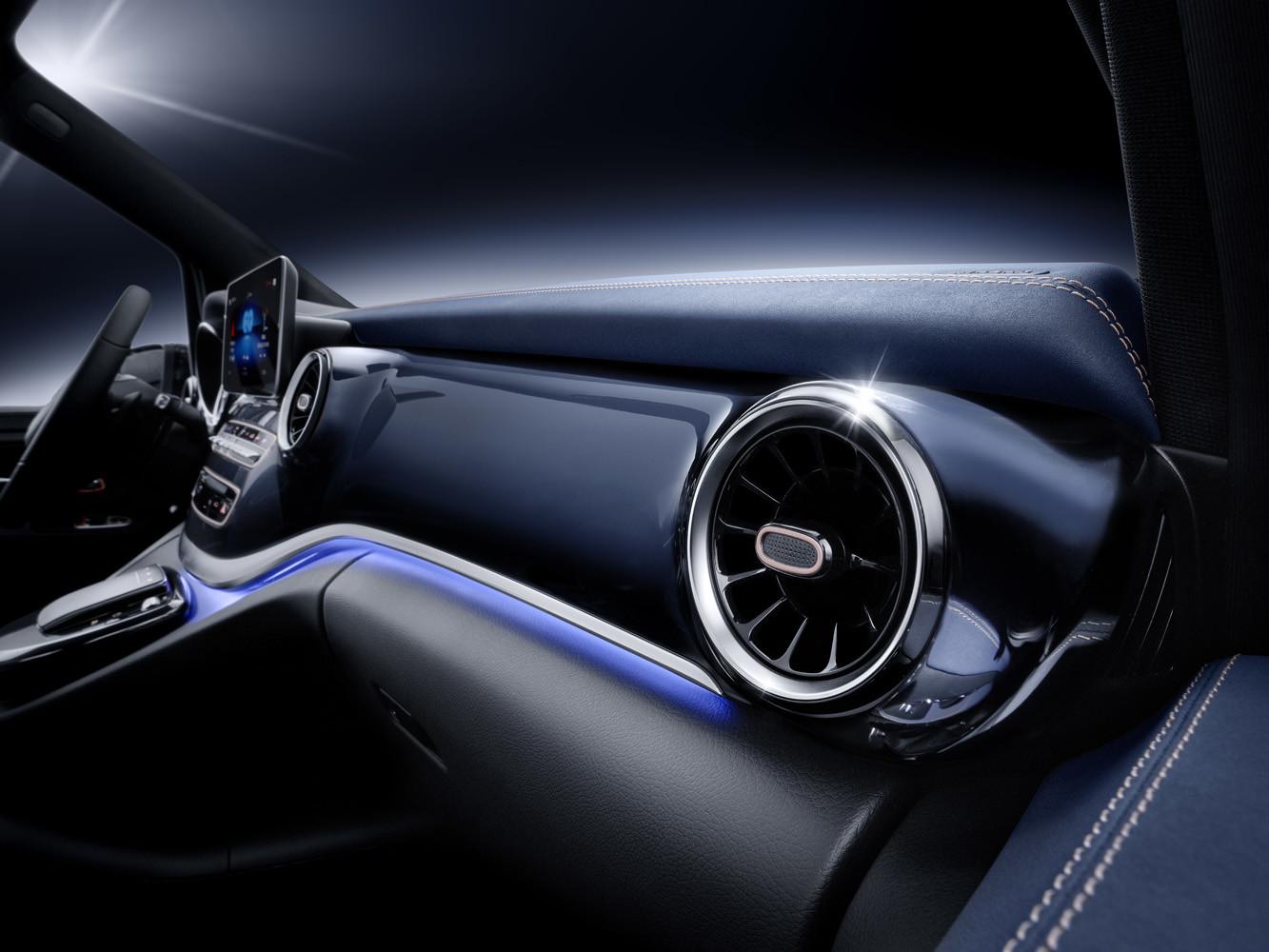 Foto de Mercedes-Benz Concept EQV (14/14)