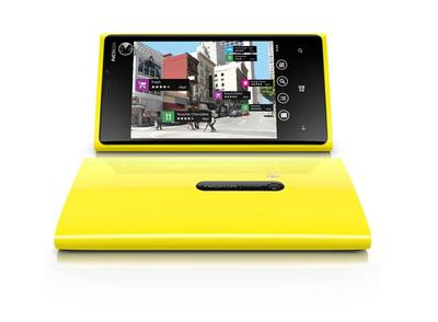 El Nokia Lumia 920 tendrá la pantalla táctil más sensible del mercado