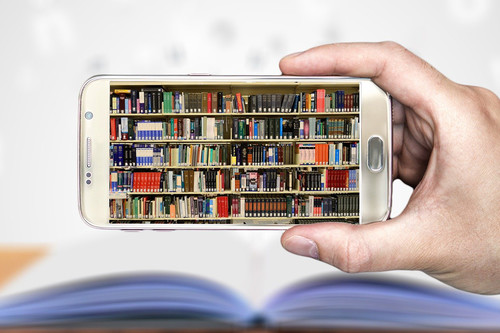 Siete aplicaciones de iOS y Android para leer libros en tu móvil o tablet