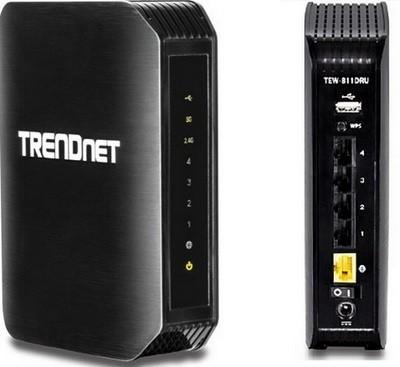TRENDnet TEW-811DRU, router 802.11ac para usuarios intensivos