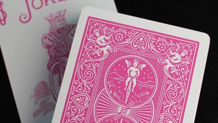 Bicycle Breast Cancer Poker