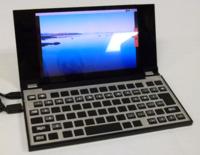NEC MGX, 7 pulgadas y teclado QWERTY en 9.9 milímetros de grosor