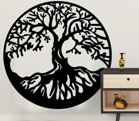 Vinilos monocolor o impresos para cambiar la decoración siempre que quieras a buenos precios
