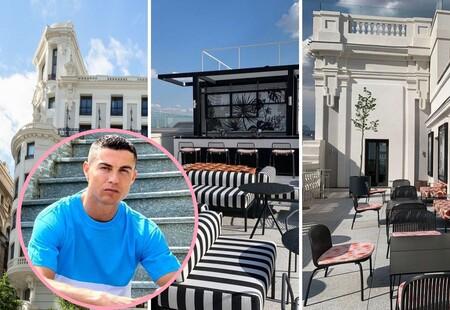 ¡Vacaciones de alto nivel! Así es el 'Pestana CR7 Gran Vía', el primer hotel que Cristiano Ronaldo abre en España: te contamos qué ofrece y por cuánto