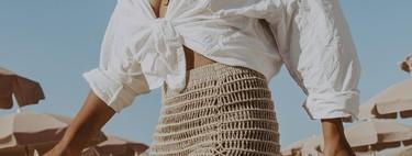 El crochet está de moda en verano: cinco piezas rebajadas perfectas para la temporada (y la que viene)
