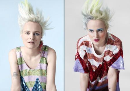 El colorismo de Louise Gray se apodera de Topshop