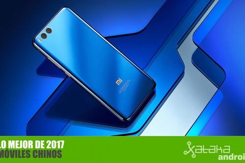 Los mejores móviles chinos Android de 2017
