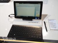 Samsung Slate PC Serie 7. Toma de contacto