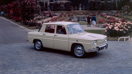 Renault 8 Mexico 4