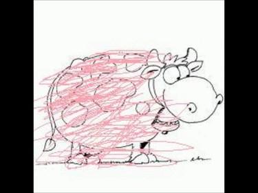 """""""Vacas rosas"""": un método para matar la creatividad de un niño"""