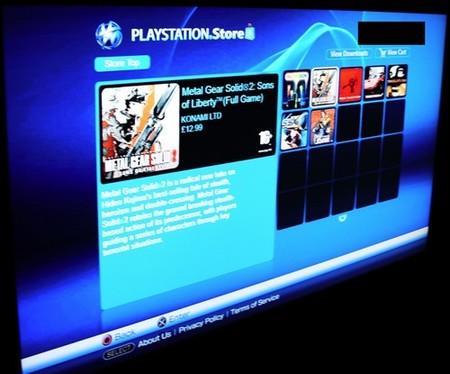 Rumor: descarga de juegos de PS2 desde la PS Network