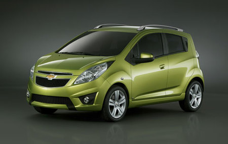 El Chevrolet Spark tendrá que esperar hasta Ginebra