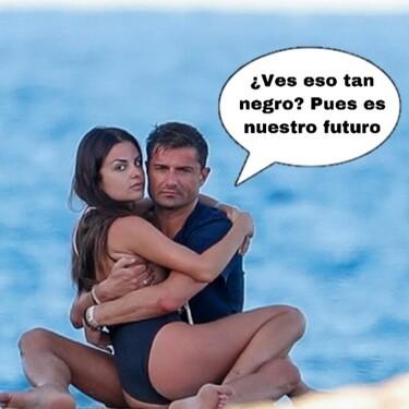 El desastre económico del 'MerlosPlace': esta es la fortuna que han perdido Alfonso Merlos y Alexia Rivas