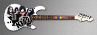 Una guitarra real para el Guitar Hero