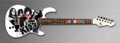 Una guitarra real para el Guitar Hero