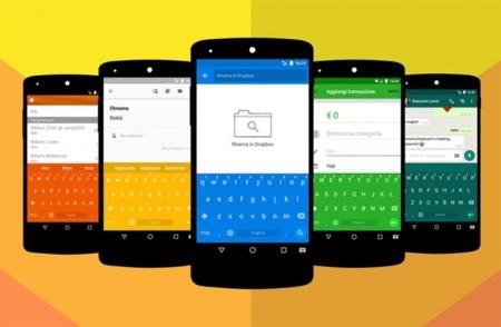 Chrooma Keyboard, un nuevo y colorido teclado para Android