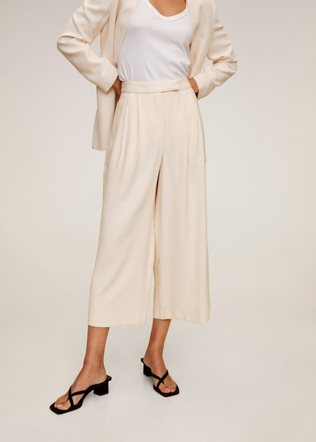Pantalones Verano 2020 Blanco 03