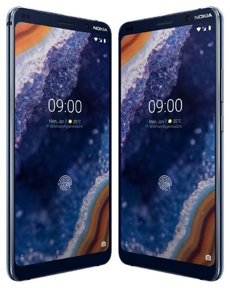 Nokia 9 Pureview Render Oficial Diseno