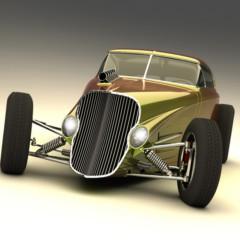Foto 4 de 7 de la galería vizualtech-33-bomber-style-rod-design en Motorpasión