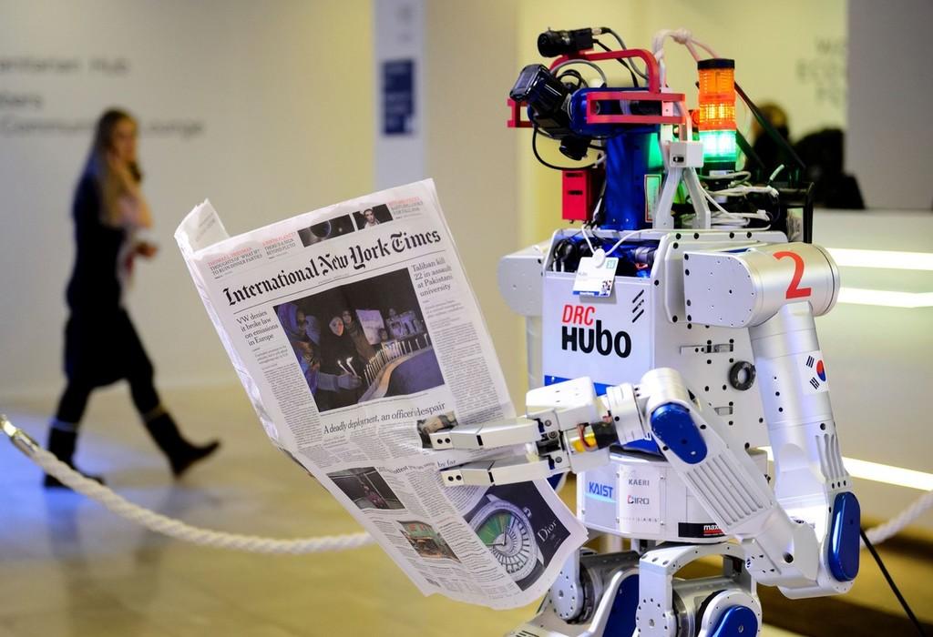 Europa quieren regular los aspectos éticos de los robots y clasificarlos como 'personas' 1024_2000