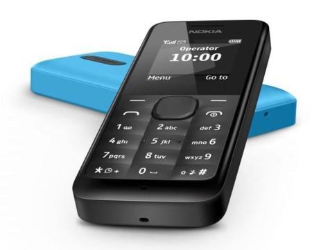 Nokia sabe cómo ganar dinero con móviles de 20 dólares