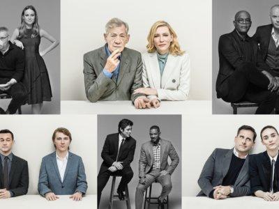Los mejores actores del año se entrevistan entre ellos y cuentan sus escenas sexuales favoritas