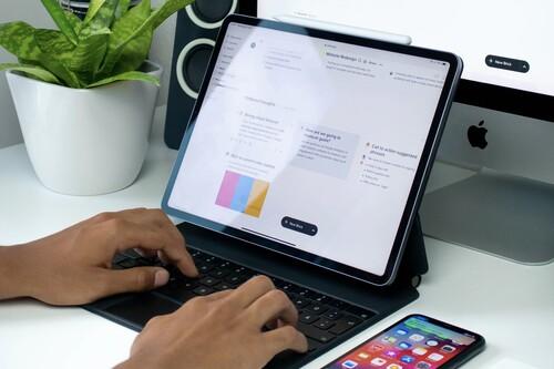 He trabajado una semana con el iPad Pro: el Mac pasa a ser una necesidad, no una afición