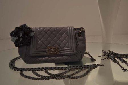 Bolso Chanel colección Primavera-Verano 2012